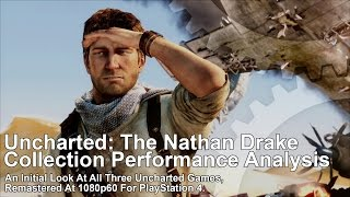 Uncharted: The Nathan Drake Collection PS4 Hands-On Tech Analysis/Frame-Rate Test