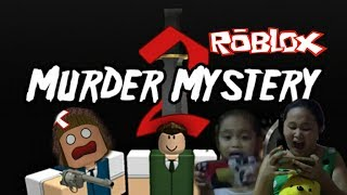 Murder Mystery 2 - Roblox Tagalog Gameplay (Première laruin)