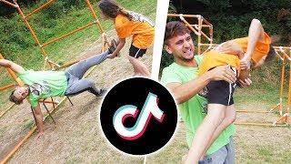 Natáčím s dětmi TikTok videjka na Tary Campu!