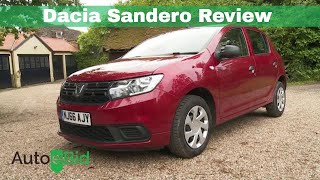 2018 Dacia Sandero Review