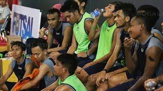 Timnas Futsal Training ( Test Stream )