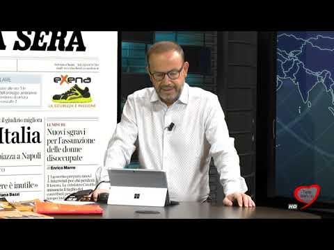 I giornali in edicola - la rassegna stampa 24/10/2020