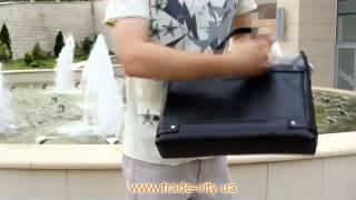Обзор кожаного портфеля для стильного мужчины