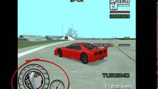 Descargar e Instalar Velocimetro con Gasolina para GTA San Andreas PC