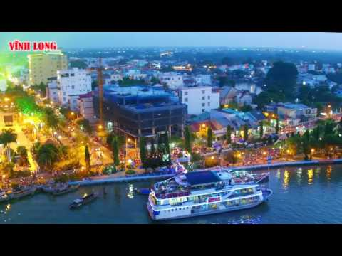 Thành phố Vĩnh Long hôm nay