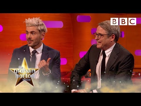 Matthew Broderick's hilarious Marlon Brando impression - BBC The Graham Norton Show