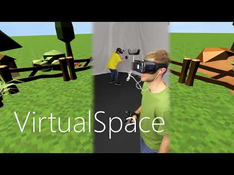 VirtualSpace - Overloading Physical Space with Multiple