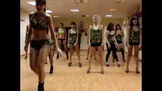 go-go dance Ростов-на-Дону