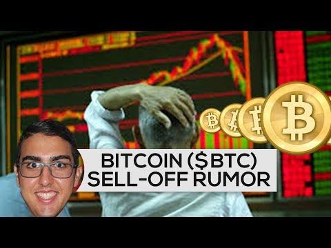 $7,000 Bitcoin ($BTC) Sell-Off Rumor?