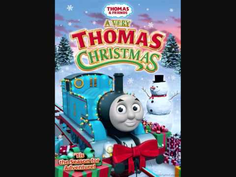 new thomas friends us dvd 2012 a very thomas christmas