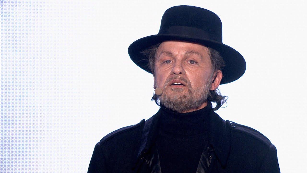 Michał Rudaś jako Bogusław Mec - Twoja Twarz Brzmi Znajomo