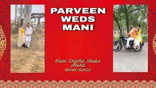 (LIVE)   WEDDING CEREMONY  PARVEEN WEDS MANI  12-07- 2021