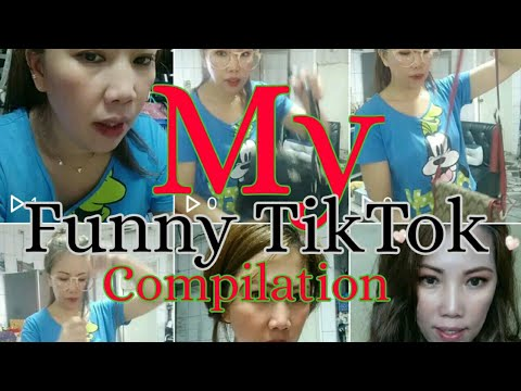 MY  FIRST EVER FUNNY TIKTOK COMPILATION//#JOANALYNVALENCIA