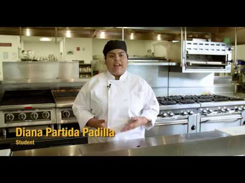 Commercial for the Culinary Arts Program at Woodland Community College