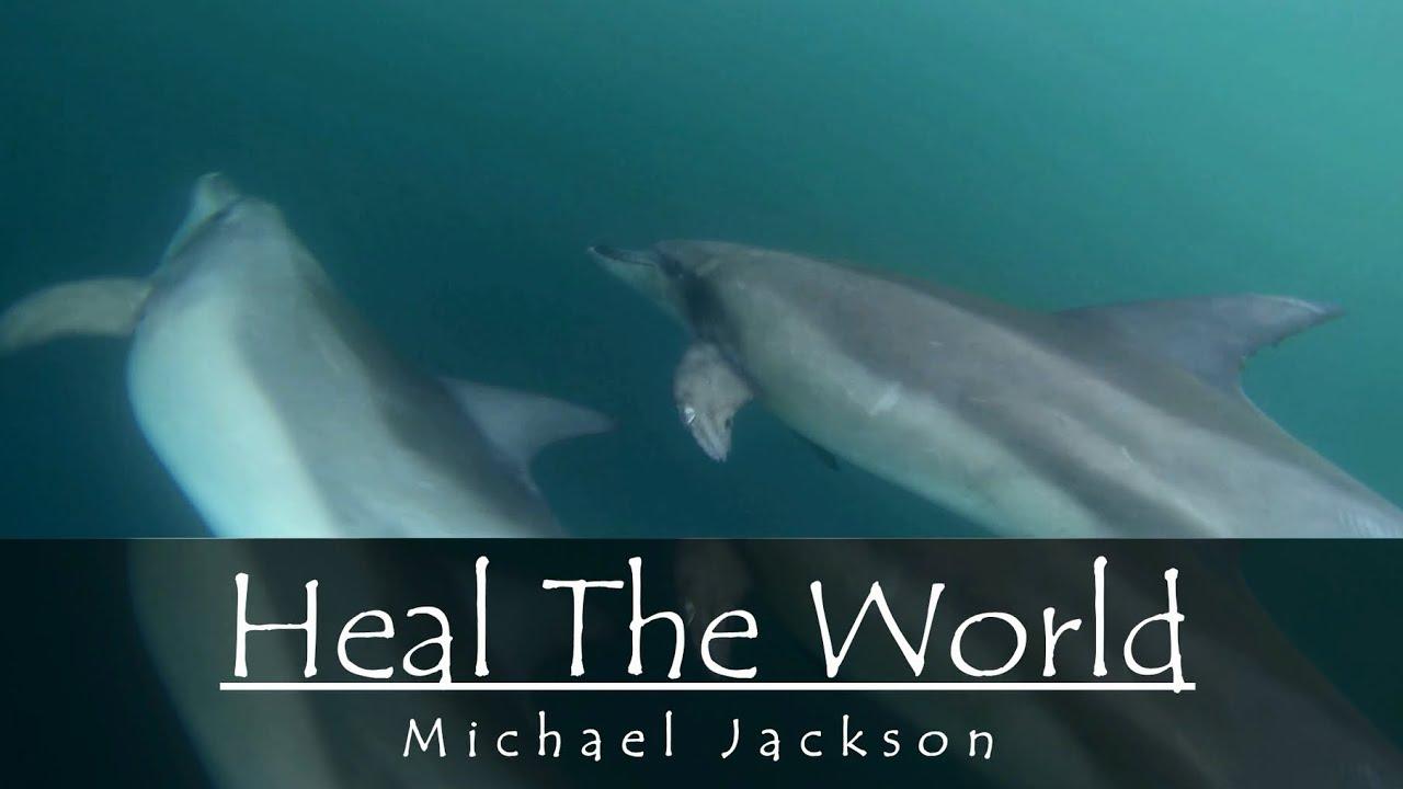 Michael Jackson ~ Heal The World ~(和訳付き)