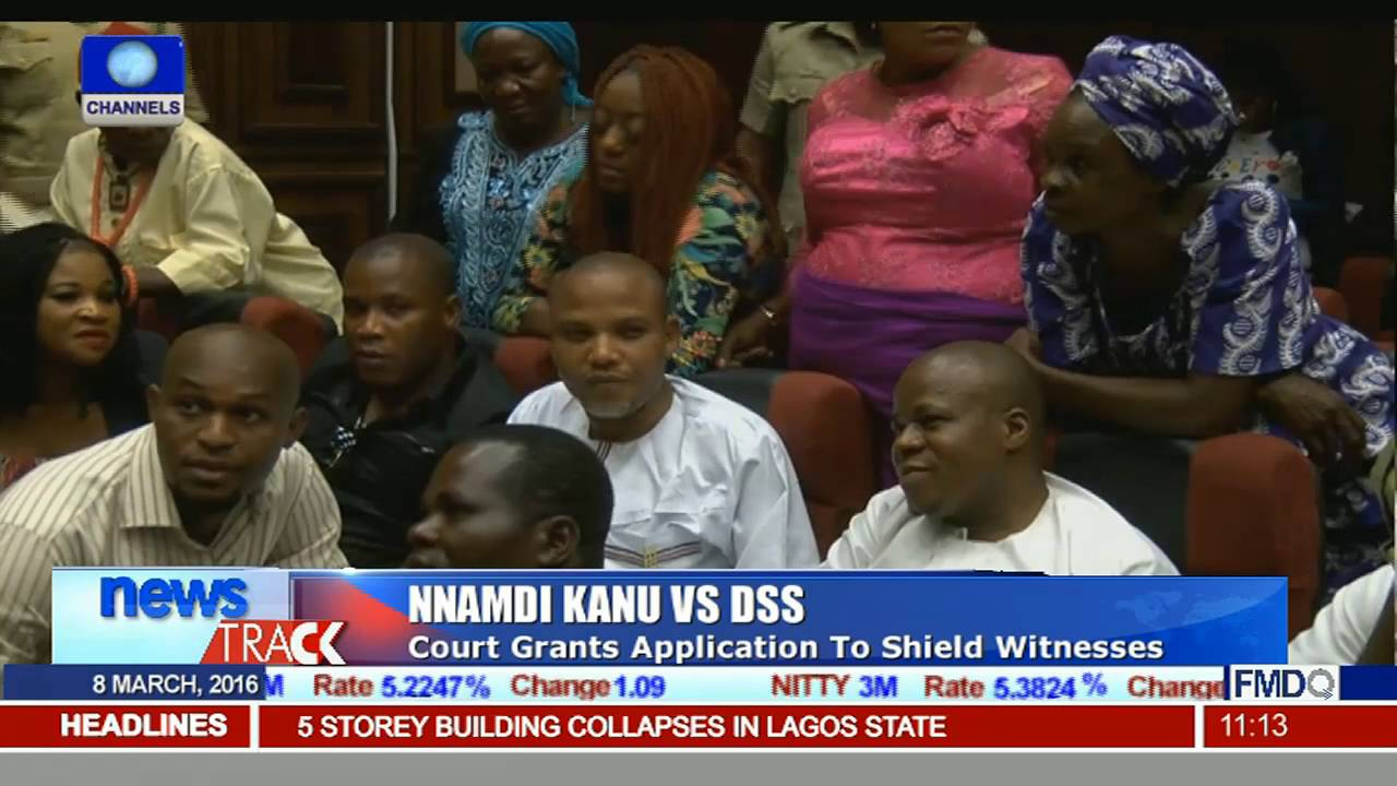 Download Nnamdi Kalu Vs DSS: Court Grants Application To Shield Witnesses