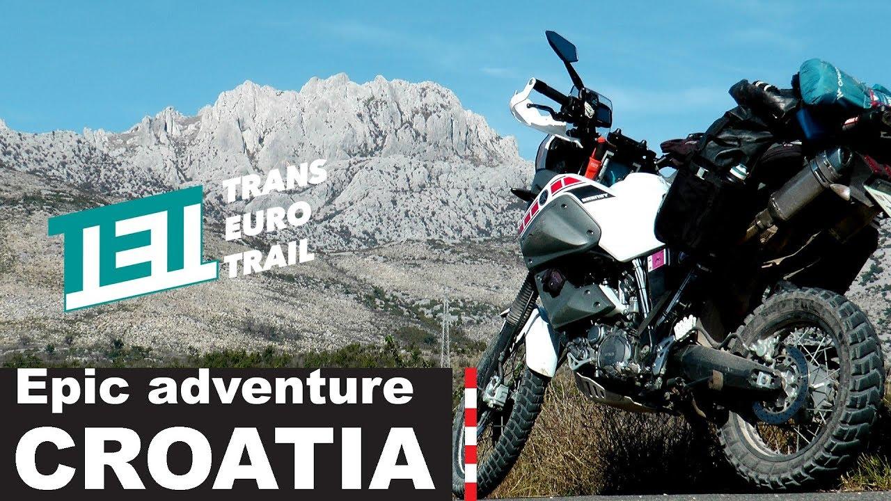 Download Trans Euro Trail - TET - Enduro in Croatia