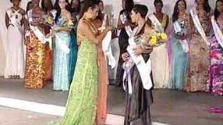 Miss Jamaica Universe 2010: Top 5 Announcement