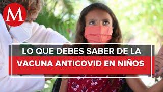 Niños no necesitan ser vacunados contra covid para regresar a clases presenciales: López-Gatell