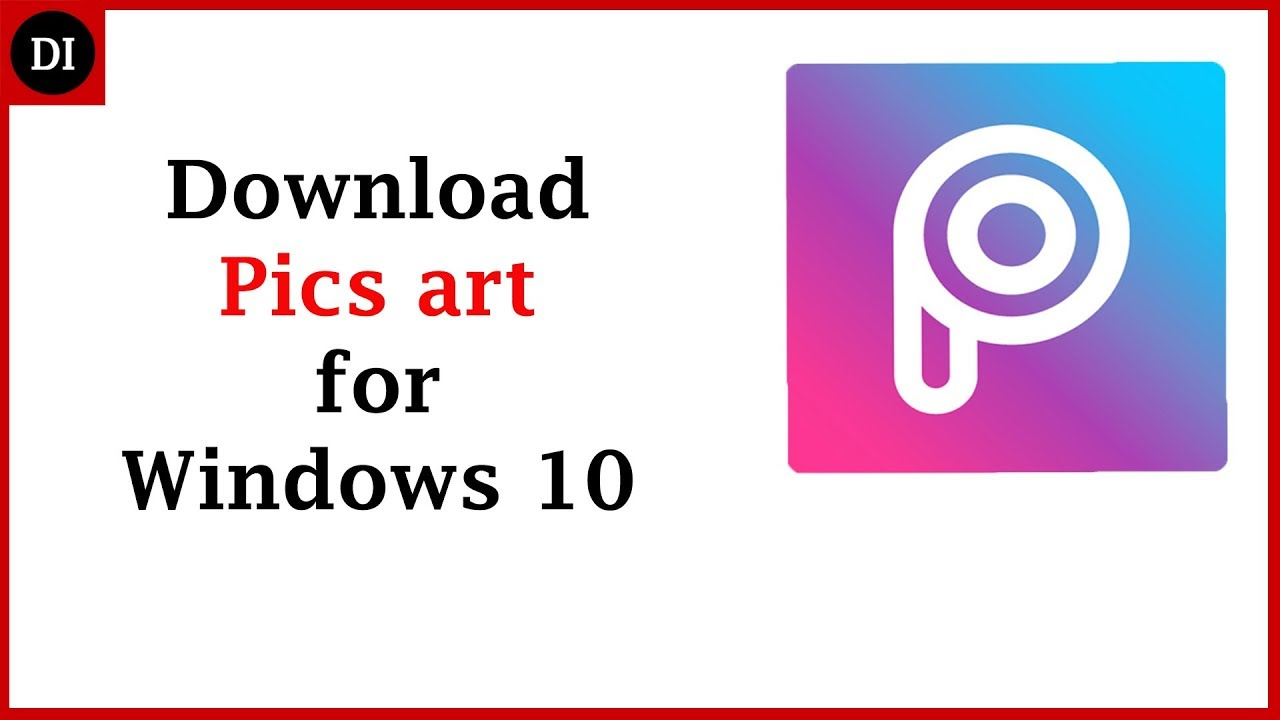 PicsArt For PC | How To Install PicsArt App In PC (Windows 7,8,10) |  without Bluestack | Deep Info