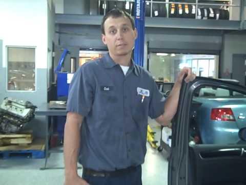 Checking Tire Pressure Tutorial-Steve White VW Greenville SC