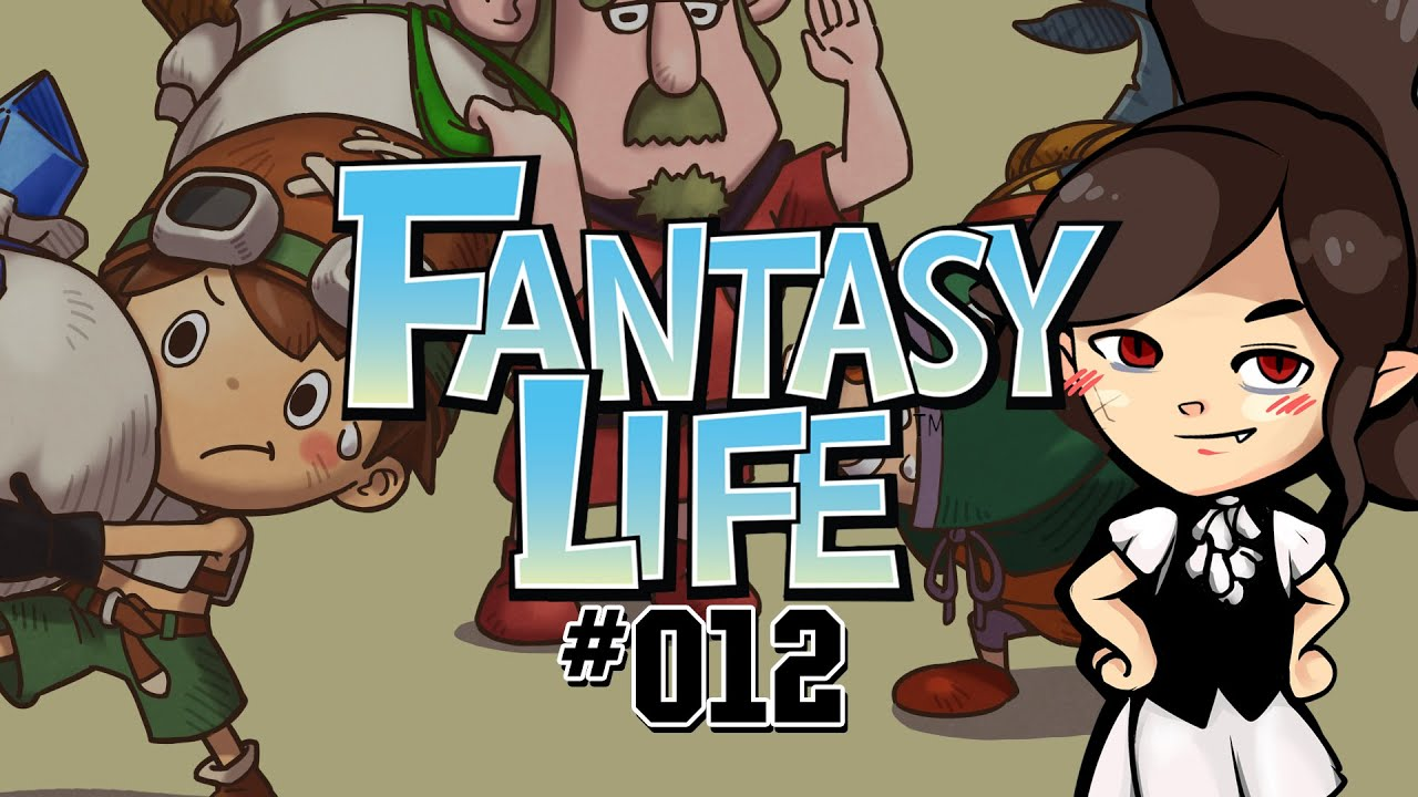 Fantasy Life Leben