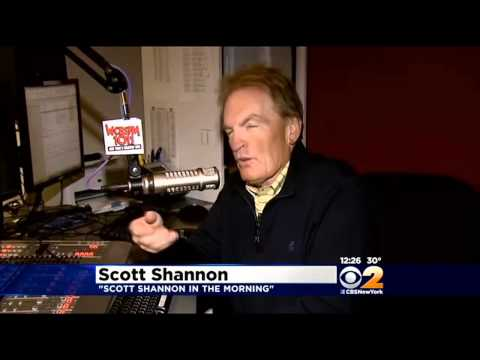 Scott Shannon Returns To New York Radio Weekday Mornings On 101.1 CBS-FM