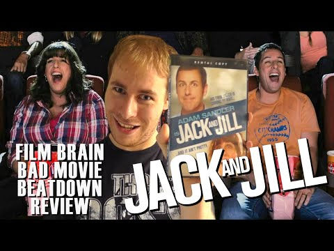 Bad Movie Beatdown: Jack & Jill (REVIEW)