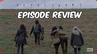 The Walking Dead Season 9 Episode 15 Review - Pike Scene