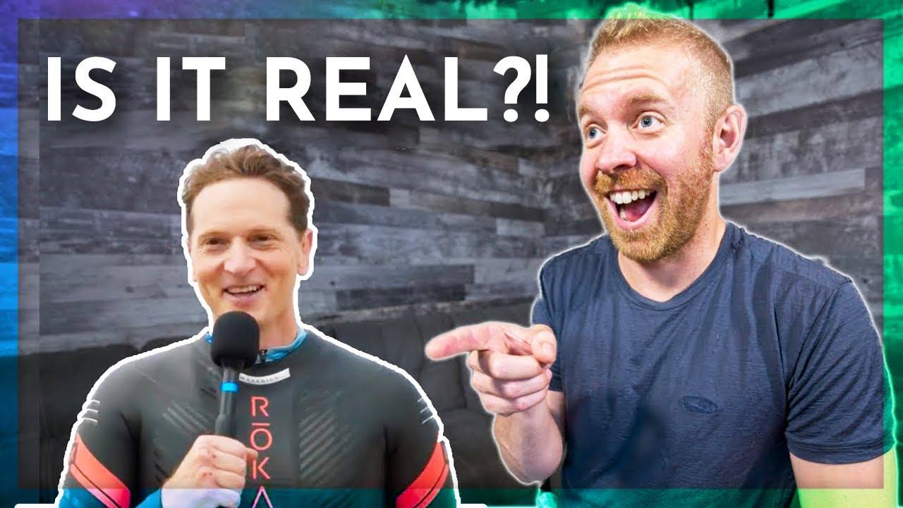 """Real Triathlete Reacts to HBO's Silicon Valley """"Hooli Triathlon"""""""