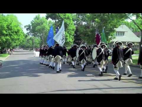 Tecumseh Michigan Memorial Day parade 2010 - the Tecumseh Herald