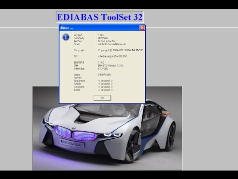 INPA 5 скачать, установить, обновить NCS-Expertentol, VINKFP, VMware, BMW Standard Tools