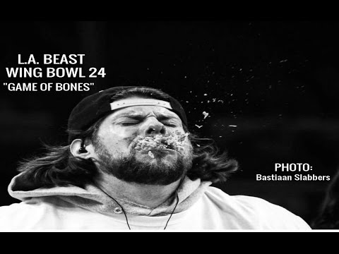 L.A. Beast vs Wing Bowl 24 (Game Of Bones) February 5, 2016