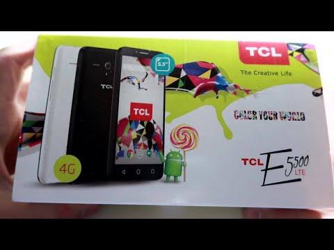 REVIEW DEL TCL E5500 EL SMARTPHONE MÁS BARATO DEL MERCADO! | Serch Geek