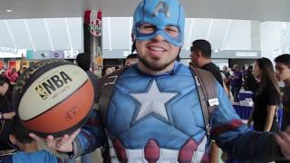 CK Vlog #20: StocktonCon 2017, Captain America SAVES THE KINGS