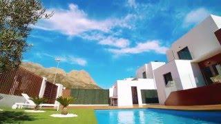 Vivre dans une maison style moderne sur la Costa Blanca