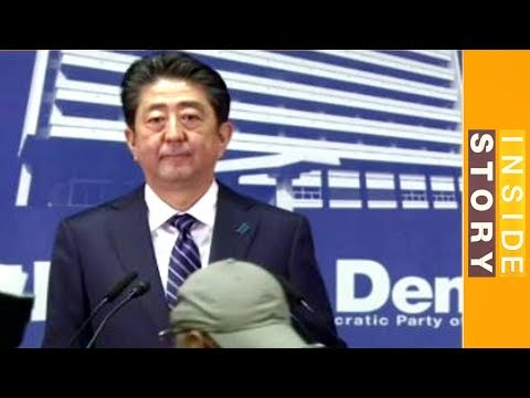 Will Abe change Japan's pacifist constitution? - Inside Story