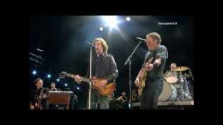 Sir Paul McCartney and Bruce Springsteen Live At Hyde Park 2012
