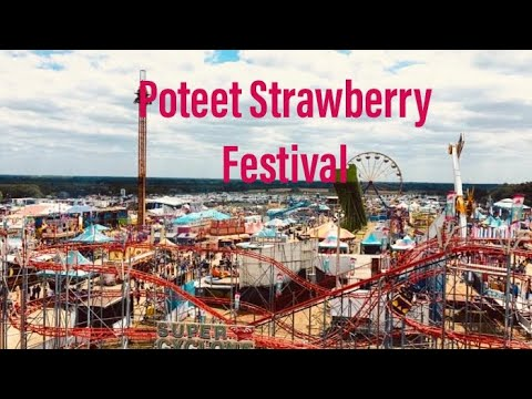 Strawberry Festival in Poteet, Texas