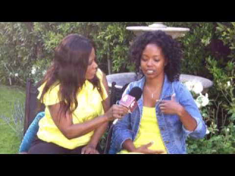 Colored Girls: Jontille Gerard as the Lady In Yellow