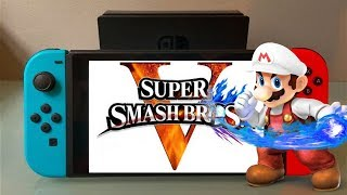 Smash Bros Switch Leaked By Nintendo Employee ? OMG Hype Train Cho Cho