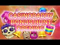 BIG WIN!!! BONUS OPENING WITH 37 BONUSES - CASINO BONUS COMPILATION FROM 2021-01-09