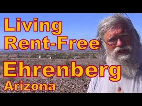 Living Rent-Free at Ehrenberg, Arizona