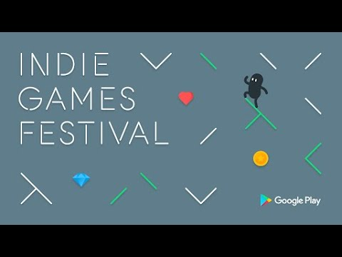 Enter the 2020 Indie Games Festival from Google Play