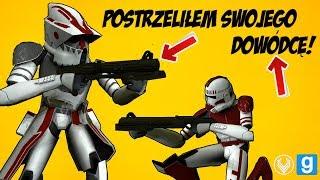 Postrzeliłem swojego dowódcę! || Projekt Widmo #2 (Star Wars RP)