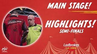 2020 UK Open - Day 3 -  Semi Final Highlights