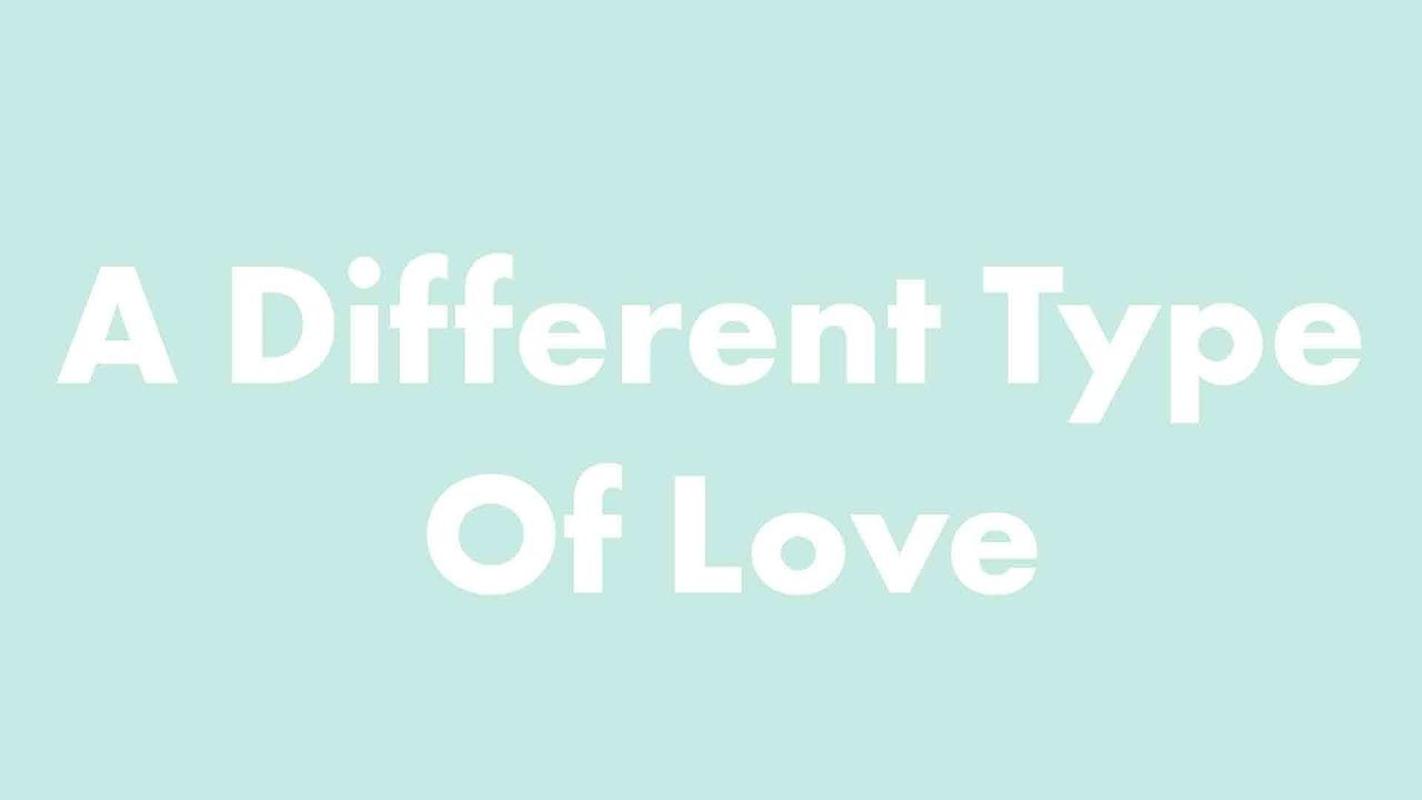 SoDrumatic – A Different Type Of Love (audio)