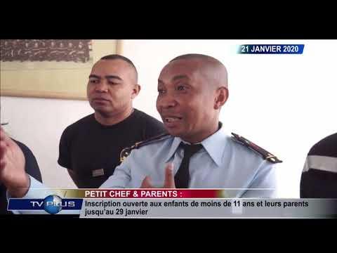 JOURNAL DU 21 JANVIER 2020 BY TV PLUS MADAGASCAR