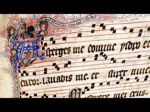 """""""Asperges Me"""" • Gregorian Chant (Rehearsal Video)"""