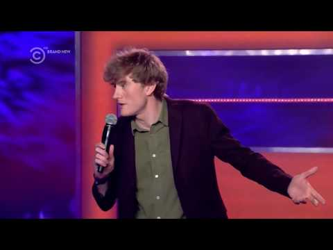 James Acaster- Joe Bloggs vs John Doe | British Slang vs American Slang
